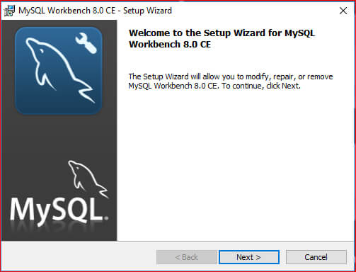 MySQL Workbench Installation