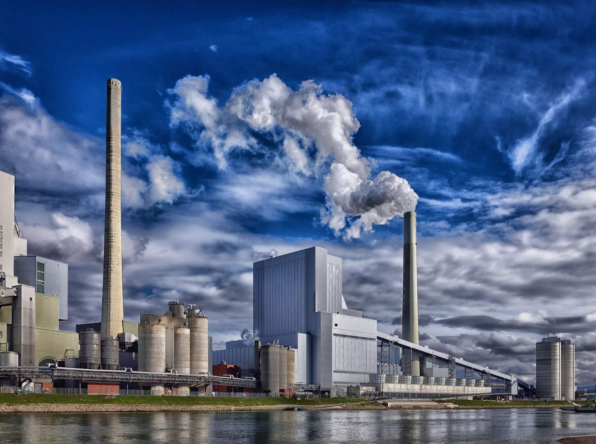 Industriegelände