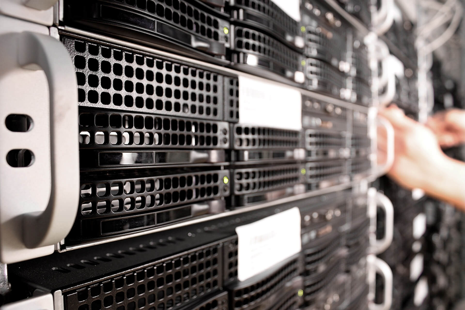 Datenbank Storage Server