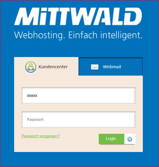 Kundencenter Mittwald