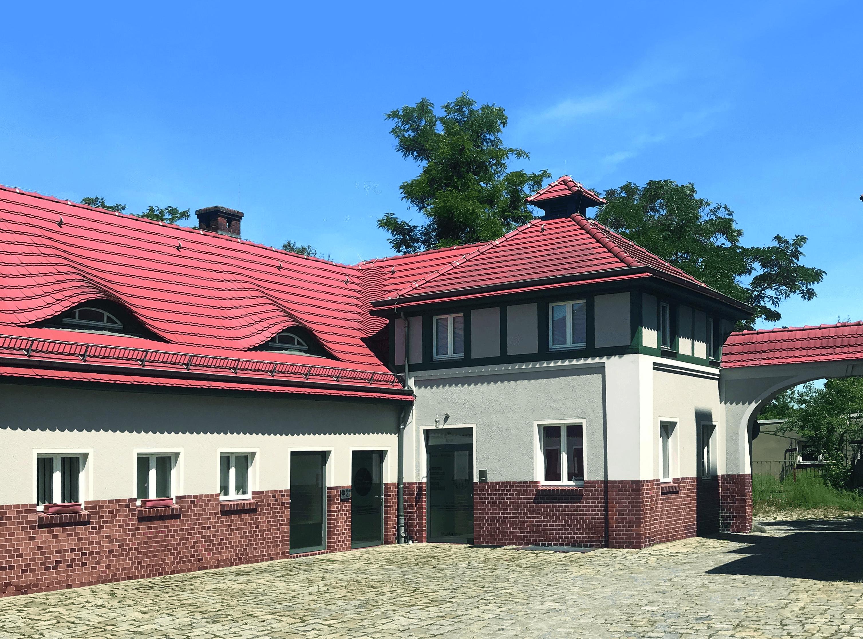 Agentur im Margahof - Standort der Auszubildung