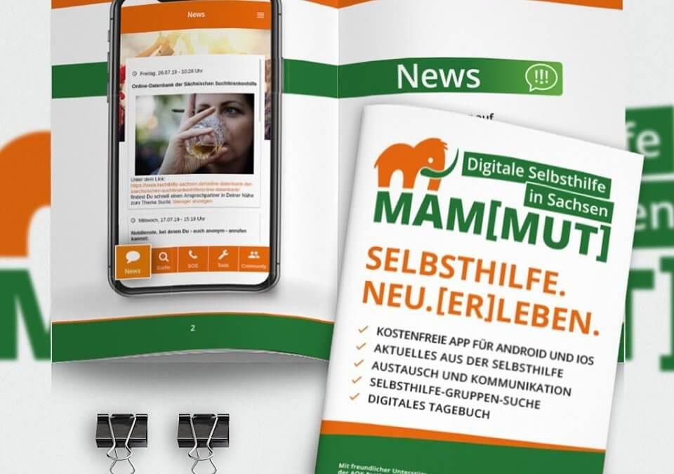 Offene Beta-Phase – MAM[MUT] App