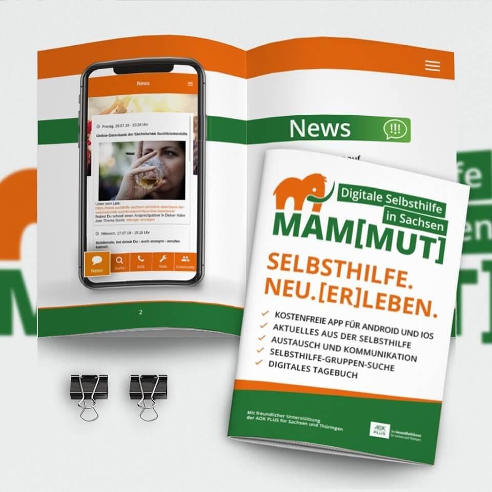 MAMMUT - Broschüre