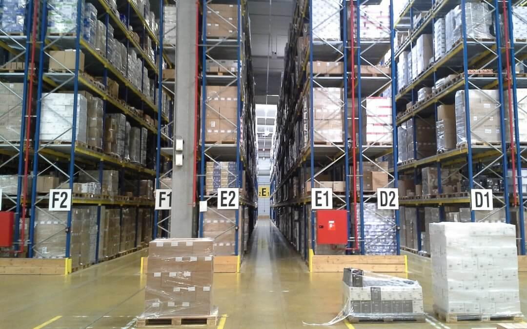 flexERP Warenwirtschaftssystem Lagermanagement – flexERP Wareneinlagerung
