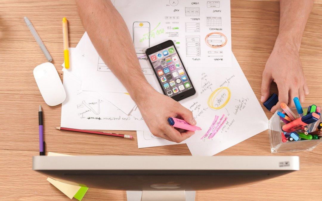 Grundlagen der Nutzung von Kontrasten im Webdesign